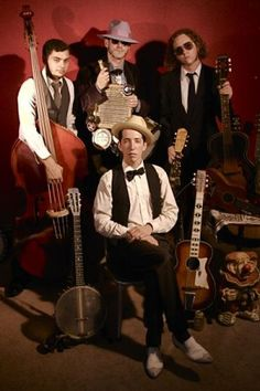 Pokey Lafarge & the South City Three