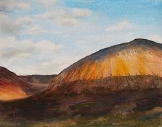 Scottish Highlands, Watercolors, Painting, Art, Art Background, Water Colors, Painting Art, Kunst, Highlands