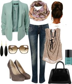 """""""Dressy Casual"""" by dressupdiva on Polyvore"""