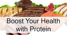 Boost Your Health with Protein
