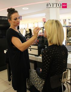 #voisinsjersey had a great time on photo/video shoots as part of Voisins Fashion Take Over #VFTO Hope you enjoy these behind the scenes sneak peaks of the shoot! First review of the results are very exciting, look out for the TV advertisement coming soon. Using Bobbi Brown products