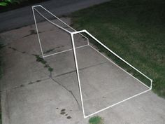 Kids Soccer Goal, Soccer Goal Post, Portable Soccer Goals, Pvc Projects, Baby Boy Quilts, Pvc Pipes, Design, Diy, Gambling Games