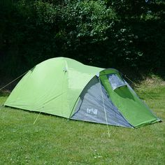 Trail Bracken 2-Man Dome Tent With Large Porch & Adtrek 4 Person Tent | Tents u0026 Awnings | Outdoor Value | boomtown ...