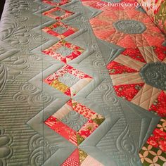 Colorway Quilt at Sew Darn Cute Quilting