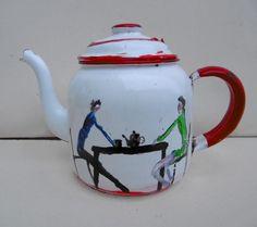 Tea Pot by Andrew Litten