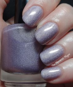I like this color and the subtle sparkle