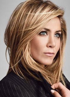 Jennifer Aniston's Hair - my homegirl fa life. still pissed at Angelina..