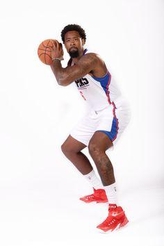 DeAndre Jordan #Clippers #Basketball