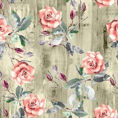 Textiles, Textile Prints, Textile Design, Floral Design, Tribal Pattern Art, Botanical Prints, Floral Prints, Large Flowers, Repeating Patterns