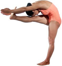 Benefits Of Performing - Standing Head To Knee Yoga Pose