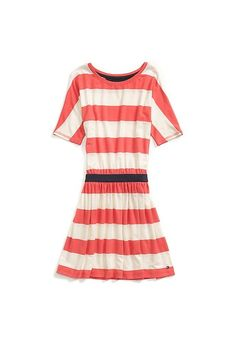 Tommy Hilfiger Big Girl's Homeroom Dress #TommyHilfiger