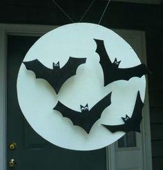 DIY Batty Moon