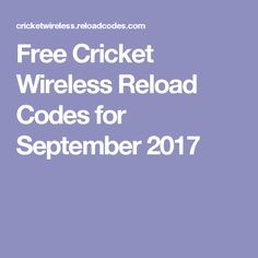 Free go phone reload card codes are here visit this website and i just got a free cricket wireless card code from httpcricketwireless fandeluxe Choice Image