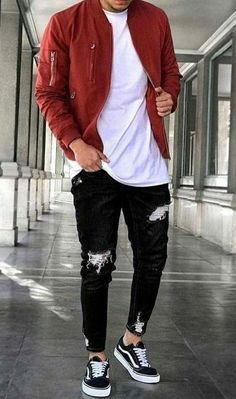 Trendy Mens Fashion, Stylish Mens Outfits, Mens Fashion Suits, Fashion Menswear, Latest Fashion, Fashion Vest, Fashion Rings, Jackets Fashion, Men Summer Fashion