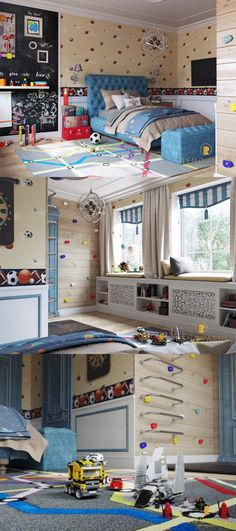 Детская для мальчика - Галерея 3ddd.ru