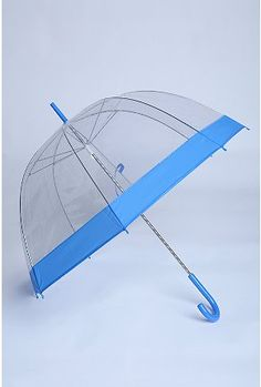 clear bubble umbrella - These are back in style!