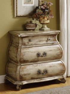 Distressed furniture dream-home