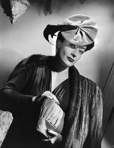 Joan Crawford circa 1945