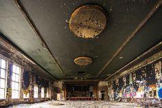 Abandoned Metalworks - Enter Sandman: VEB Berliner Metallhütten und Halbzeugwerke | Abandoned Berlin