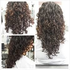 Image result for short layers on long curly hair