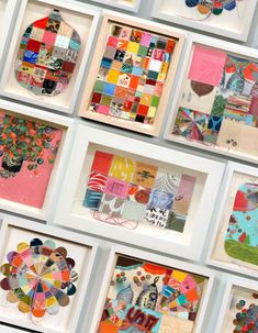 "Love the patchwork-ness in all of these. And I love making up words like ""patchwork-ness."""