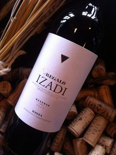 Izadi El Regalo Reserva 2005, un tinto excelente de Rioja y uno de nuestros favoritos (gran relación calidad-precio)