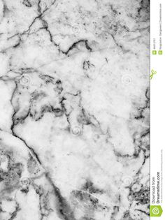 Marble patterned texture background ,Black and white.