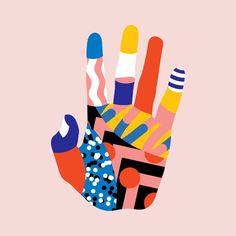 Hand #pattern