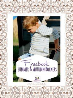 "Freebook ""Autumn & Summer Rockers"" Kinder Raglanoberteil"