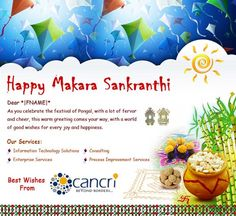 Cancri Web | Happy Sankranthi