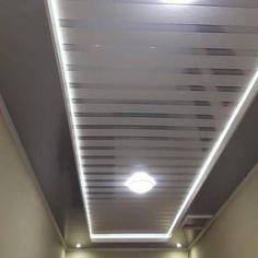 Pusat belanja plafon pvc terbesar di Madiun dan sekitarnya. Pvc Ceiling Design, False Ceiling Bedroom, Blinds, House Design, Curtains, Girls Wear, Bed Room, Ceilings, Interior