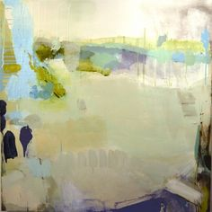madeline denaro  acrylic with polymers on canvas