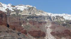 Photo : Ile de SANTORIN: un Volcan Grec ,Santorin, Cyclades, Thira. Toutes les photos de Aline MEYRE sur L'Internaute