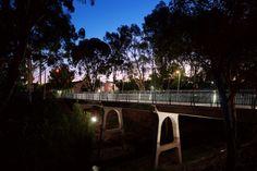 Sir William Goodman Bridge by Flightpath Architects