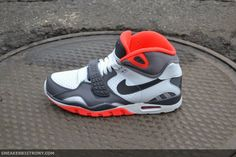 Nike Air Trainer SC II - Two New Colorways Set To Drop   Sole Collector