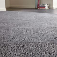City Proper EC1, carpet tile, angular pattern | Milliken