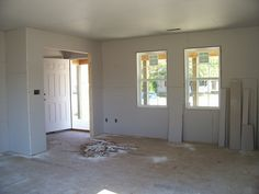 Feb 18 -- in great room facing front door.