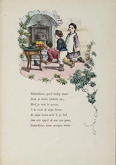 Hopsasa : knie- en bakerdeuntjes uit de oude doos ; met 8 gekleurde platen (1873)