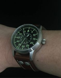 The 36mm @Lacowatches Tokio on Wendy's wrist. Perfect sizing.