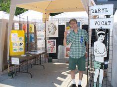 Cheap Displays for Craft Shows | Good, cheap way to display paintings at art fair? | Ask MetaFilter