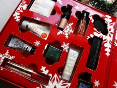 The mother of all beauty advent calendars from QVC - literally, the BEST advent calendar!