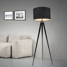 Modern fashion floor lamp brief triangle fork floor lamp villa lamp Factory wholesale(China (Mainland))
