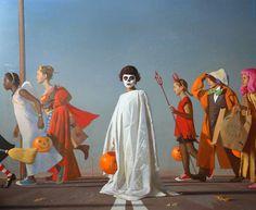 Mythical Paintings of Bo Bartlett