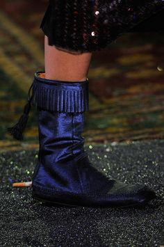 Best Shoes at New York Fashion Week Spring 2014 | POPSUGAR Style & Trends