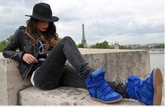 Isabel Marant shoes!