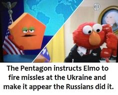 """""""All we need is an excuse to invade, then Vladimir can be 'Putin' his place."""" - Imgur"""