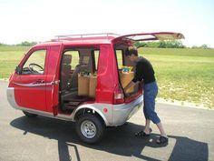 Minicar 3-Wheeler