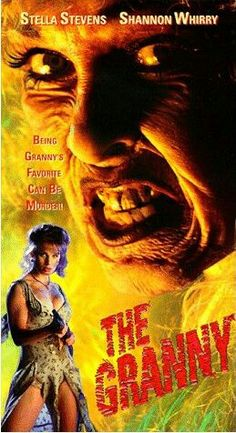 #3693. The Granny (1995) ** directed by Lucci Bercovici