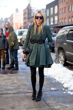 Fall 2013 New York Fashion Week