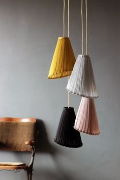 Diy Lamp Shade Fabric Lampshades 20 Ideas For 2019 Home Lighting, Pendant Lighting, Lighting Stores, Industrial Lighting, Lighting Ideas, Modern Lighting, Lighting Design, Track Lighting, Pendant Lamps